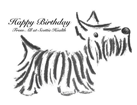 Happy Birthday from Scottie Health