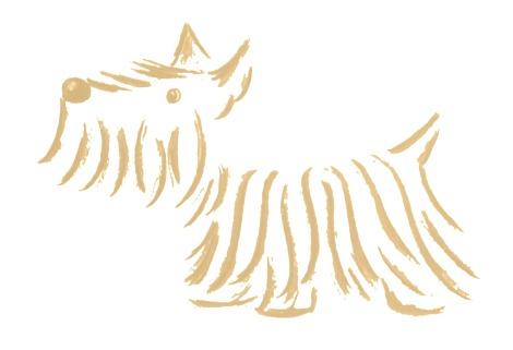 dazzle dog logo