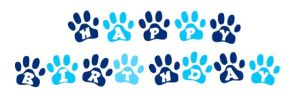 happy birthday paws blue copy